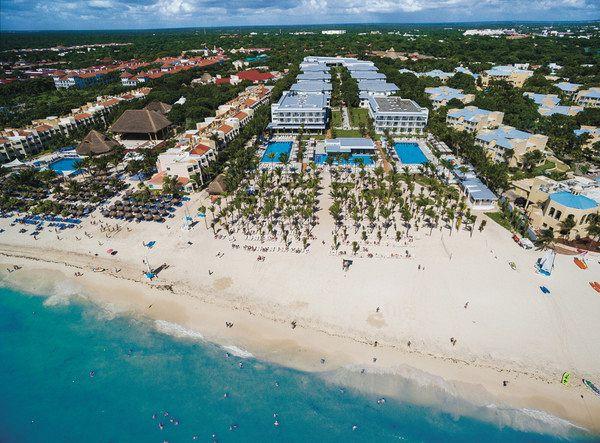 Experiencia RIU en hoteles todo incluido en Playa del Carmen