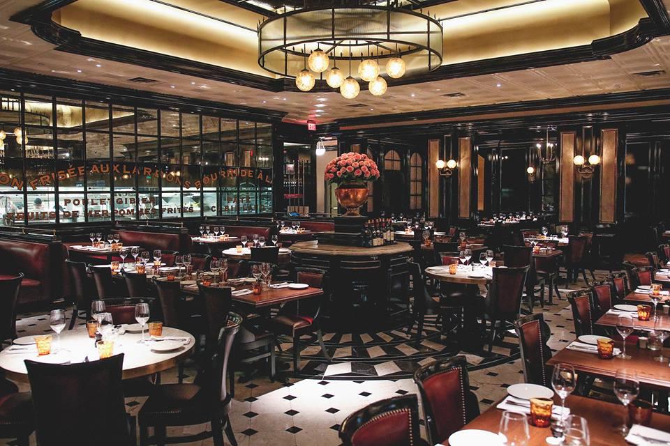3 restaurantes en Las Vegas en un solo paseo