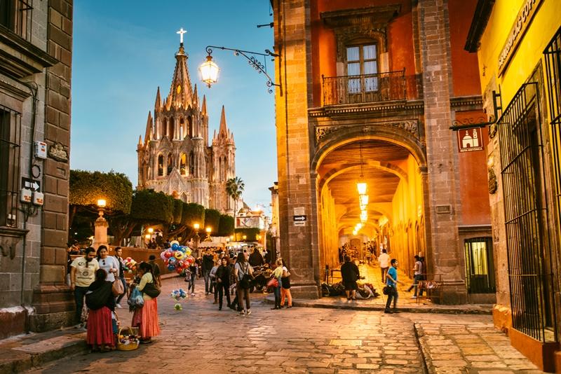 Lugares turísticos de Guanajuato: