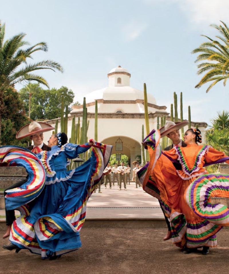 Vive Guadalajara típico en alrededores, Tlaquepaque y Tonalá