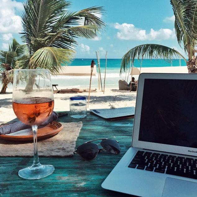 Home office desde Puerto Vallarta, ¡trabaja durante el día y diviértete por la tarde!