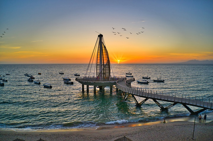Lugares para tomar las mejores fotos en Puerto Vallarta