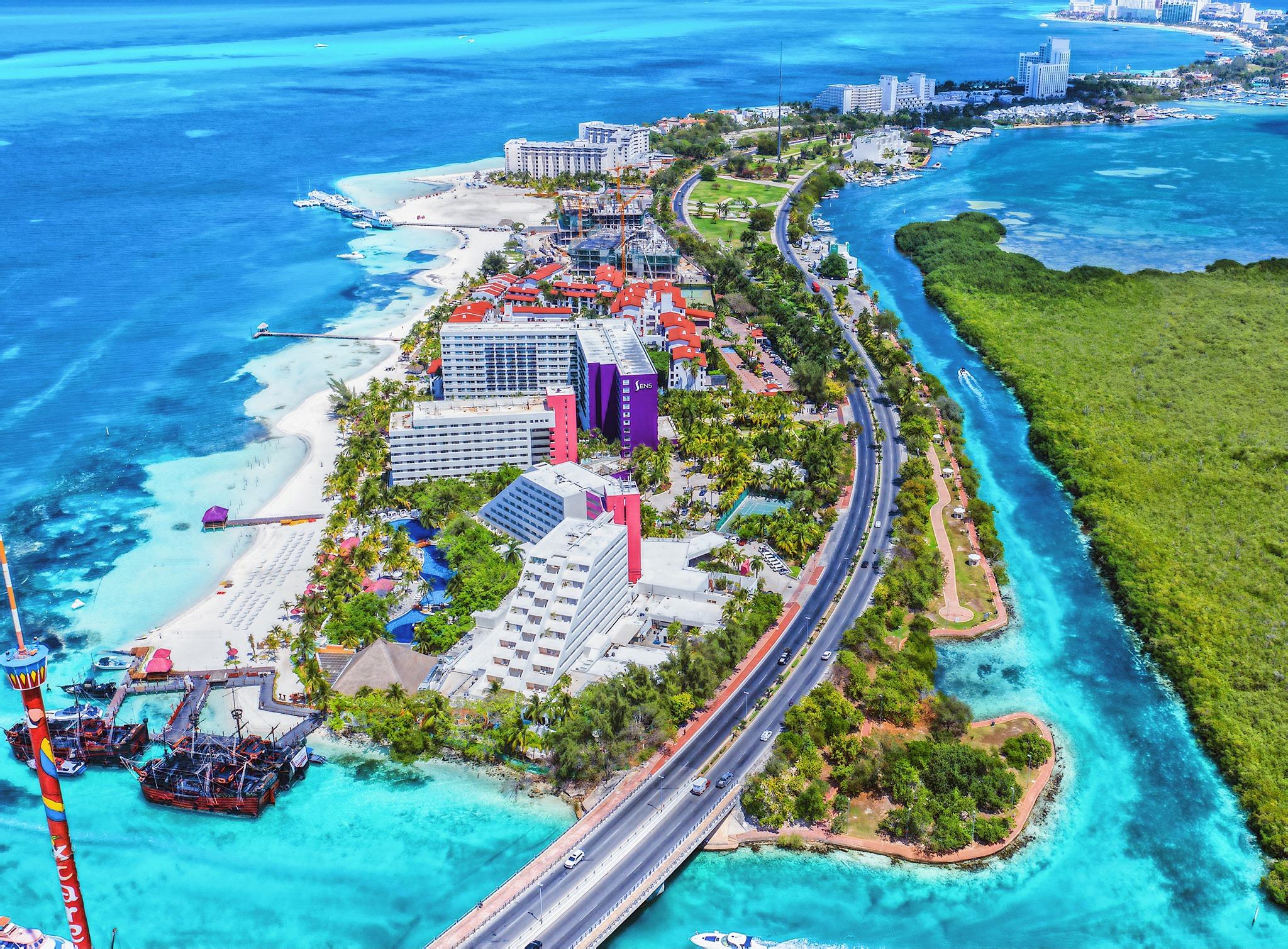¿Un viaje a Cancún? Conoce lo nuevo de Oasis Hotels & Resorts