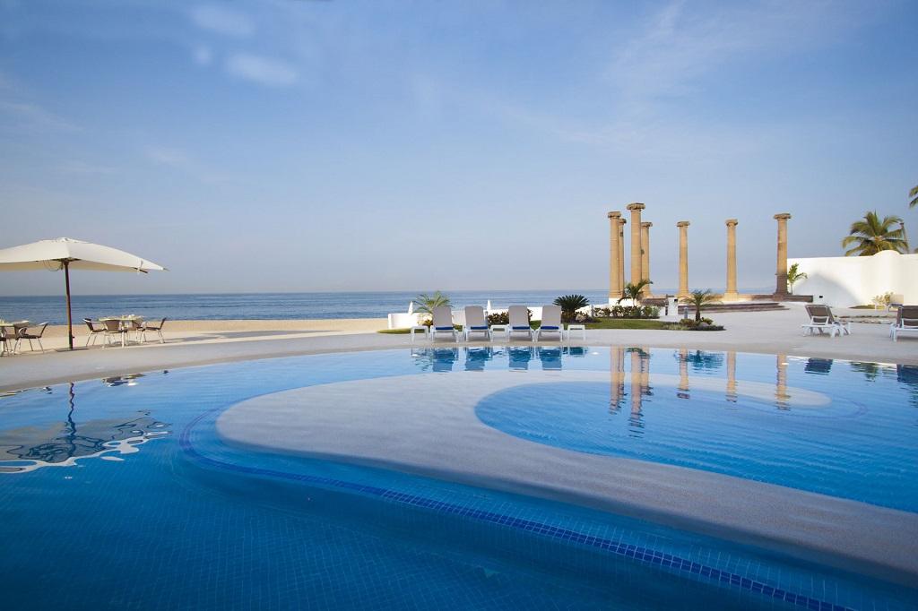 5 motivos para unas vacaciones en el hotel Krystal Puerto Vallarta