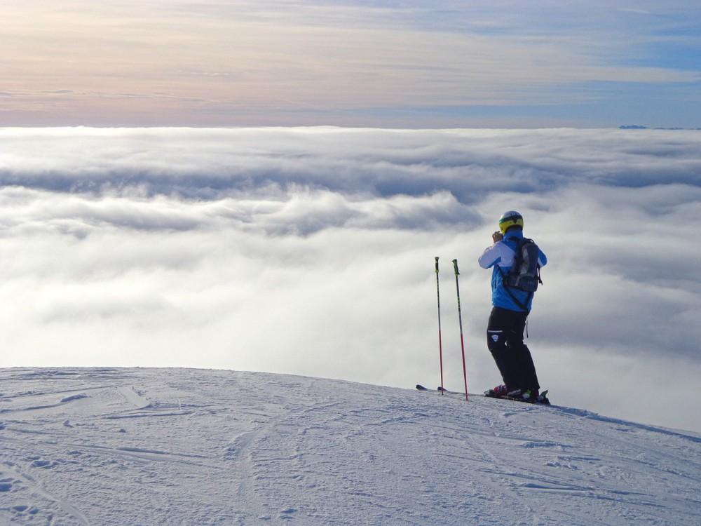 Deportes extremos en Chile: esquí en Portillo