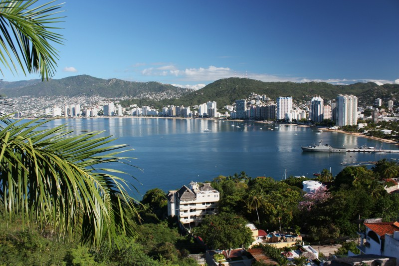 Boletos de autobús por Internet: Acapulco, un destino clásico