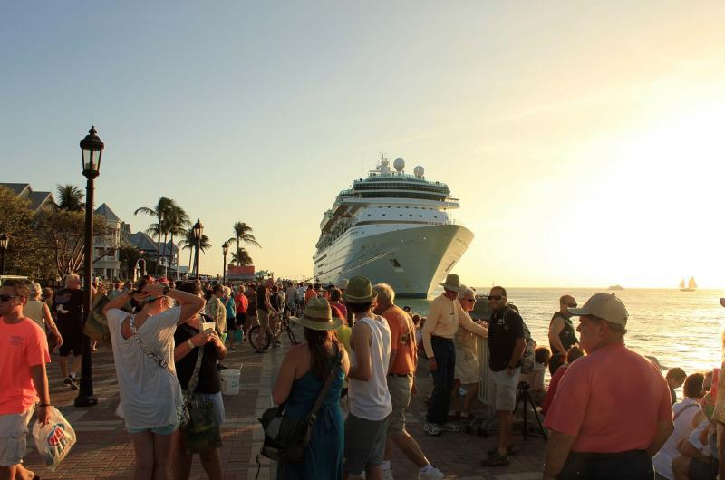 Los cruceros más grandes del mundo: Harmony of the Seas