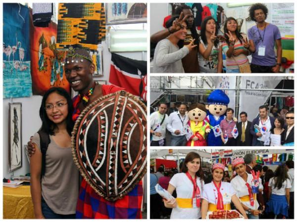 Feria de las Culturas Amigas 2015: lo Mejor del Mundo en la Ciudad de México