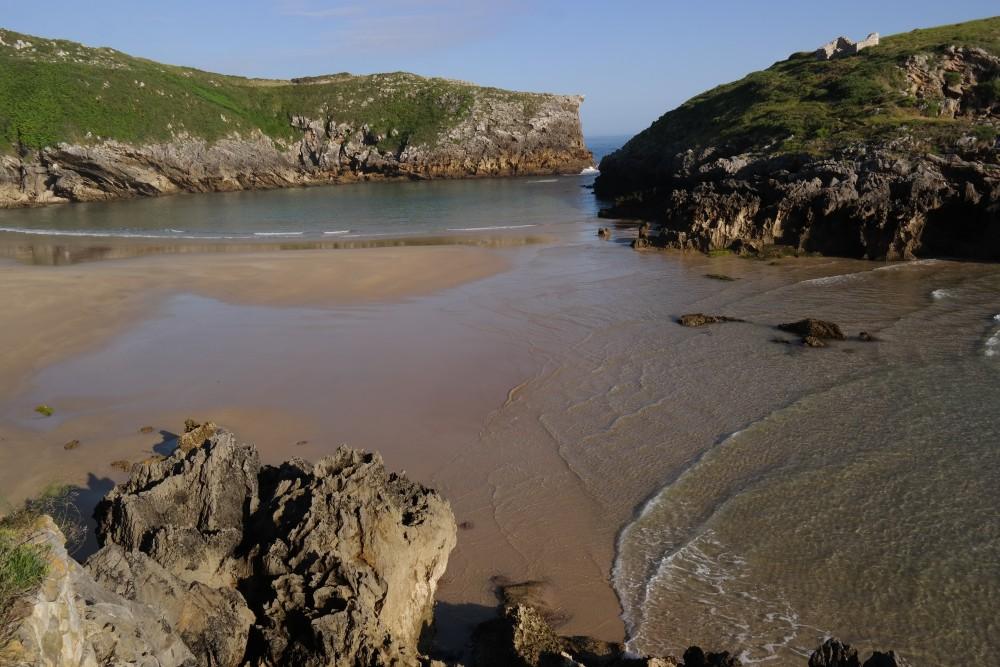 Las mejores playas en España: Llanes en Asturias