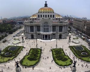 Los lugares turísticos de México D.F