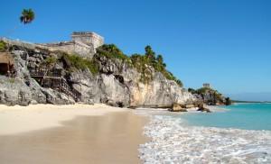 Los cinco mejores lugares para vacacionar en México