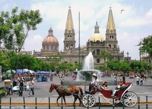 Los boletos de autobús a Guadalajara, una buena elección