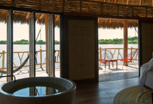 Cuatro hoteles especiales de México
