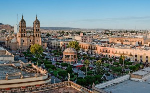 Las agencias de viajes el inicio del viaje a Durango