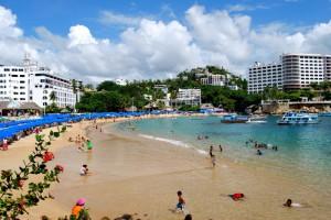 as playas de Acapulco historias y presencias