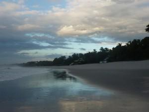 disfruta la playa de costa esmeralda veracruz