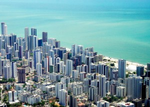 Busca los vuelos baratos a Recife capital de Pernambuco
