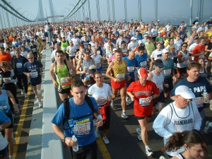 Reserva tu viaje y corre en la maraton de Nueva York
