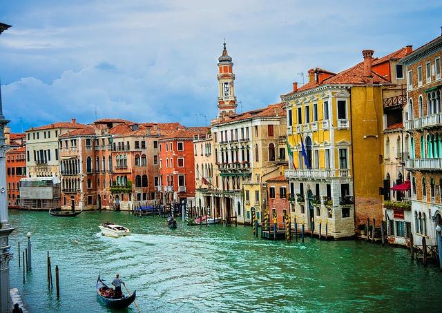 Con las ofertas de agencias de viajes conoce Venecia