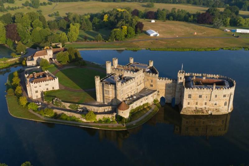 Un viaje inolvidable por los castillos del Reino Unido