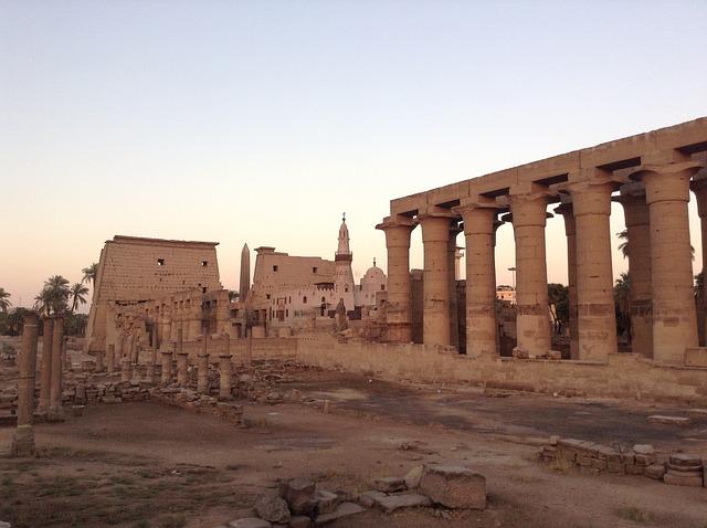 Con las agencias de viaje por Internet, regálate Luxor en Egipto