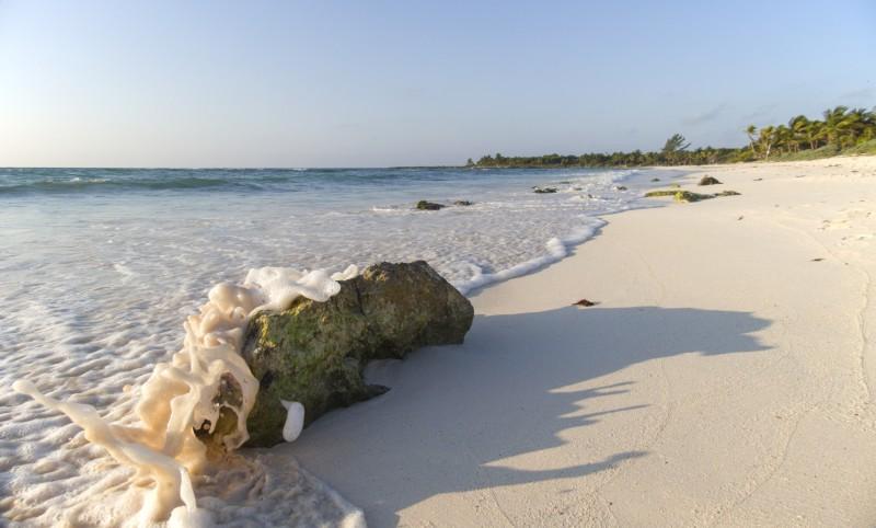 Playas vírgenes de México, aventura y seducción