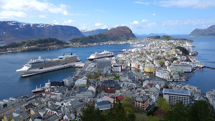 Mejores cruceros por Europa, de norte a sur