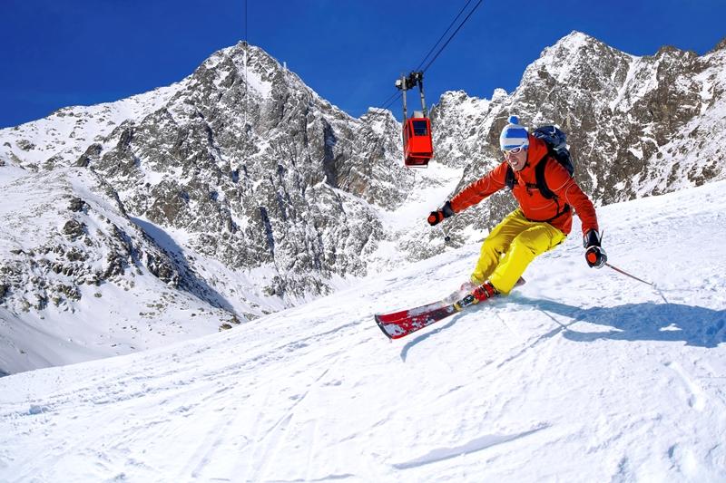 Lugares para Esquiar en USA y Canadá: Conoce los Mejores Destinos de Nieve de Norteamérica